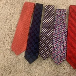 Five Immaculate Stefano Ricci Ties